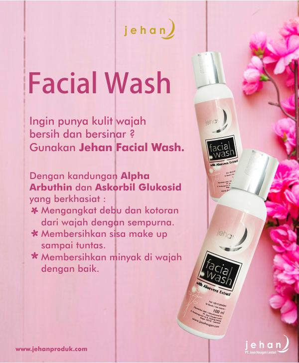 Manfaat Facial Wash