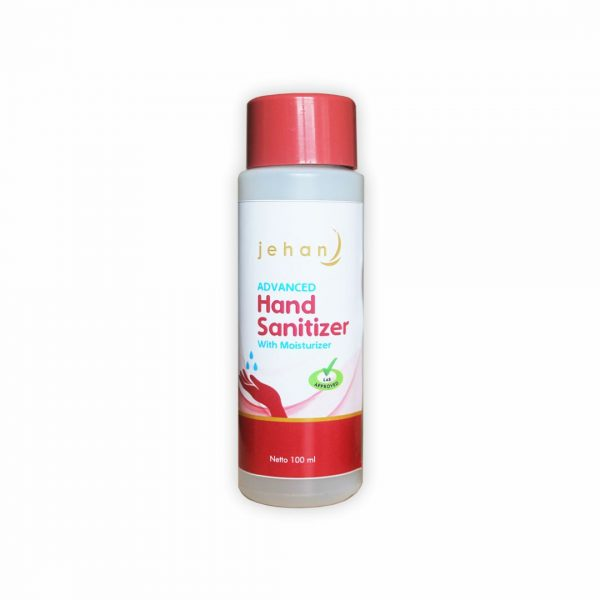 Jehan Hand Sanitizer 100 ml